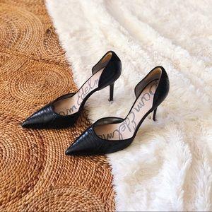sam edelman snakeskin delilah stiletto heels